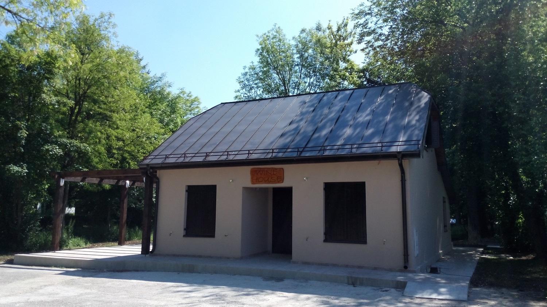 WiNe Reconstructed Wine House in Cetinje