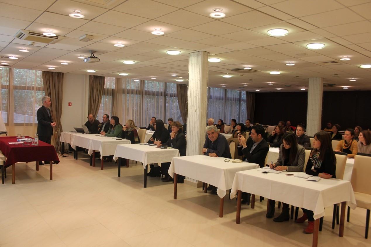 Intercluster cooperation workshop in Dubrovnik