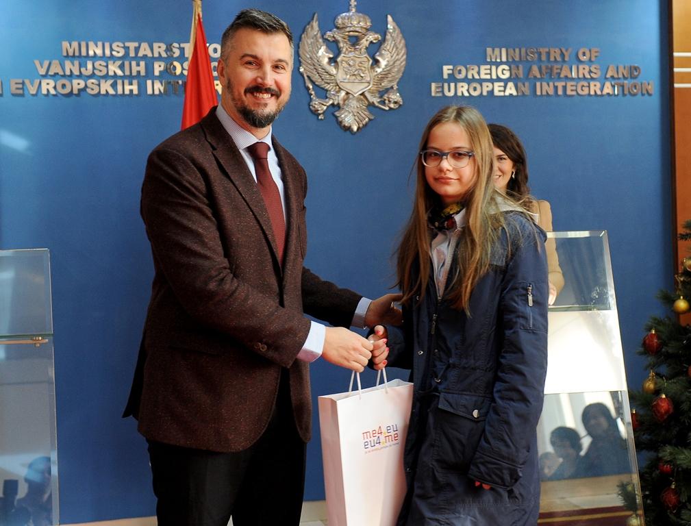 2. Anja Rdaulović