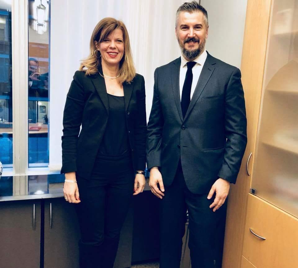 foto Pejović i Borzan
