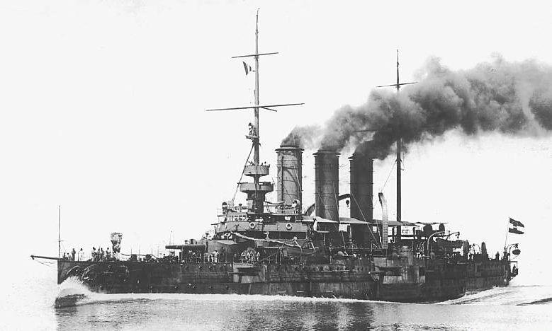 foto brod Sankt Georg
