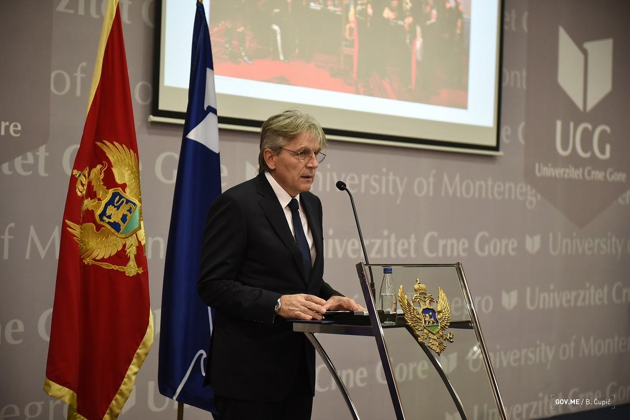 2018 11 12 Obiljezavanje 140 godinjice priznanja nezavisnosti Crne Gore na Berlinskom kongresu 16