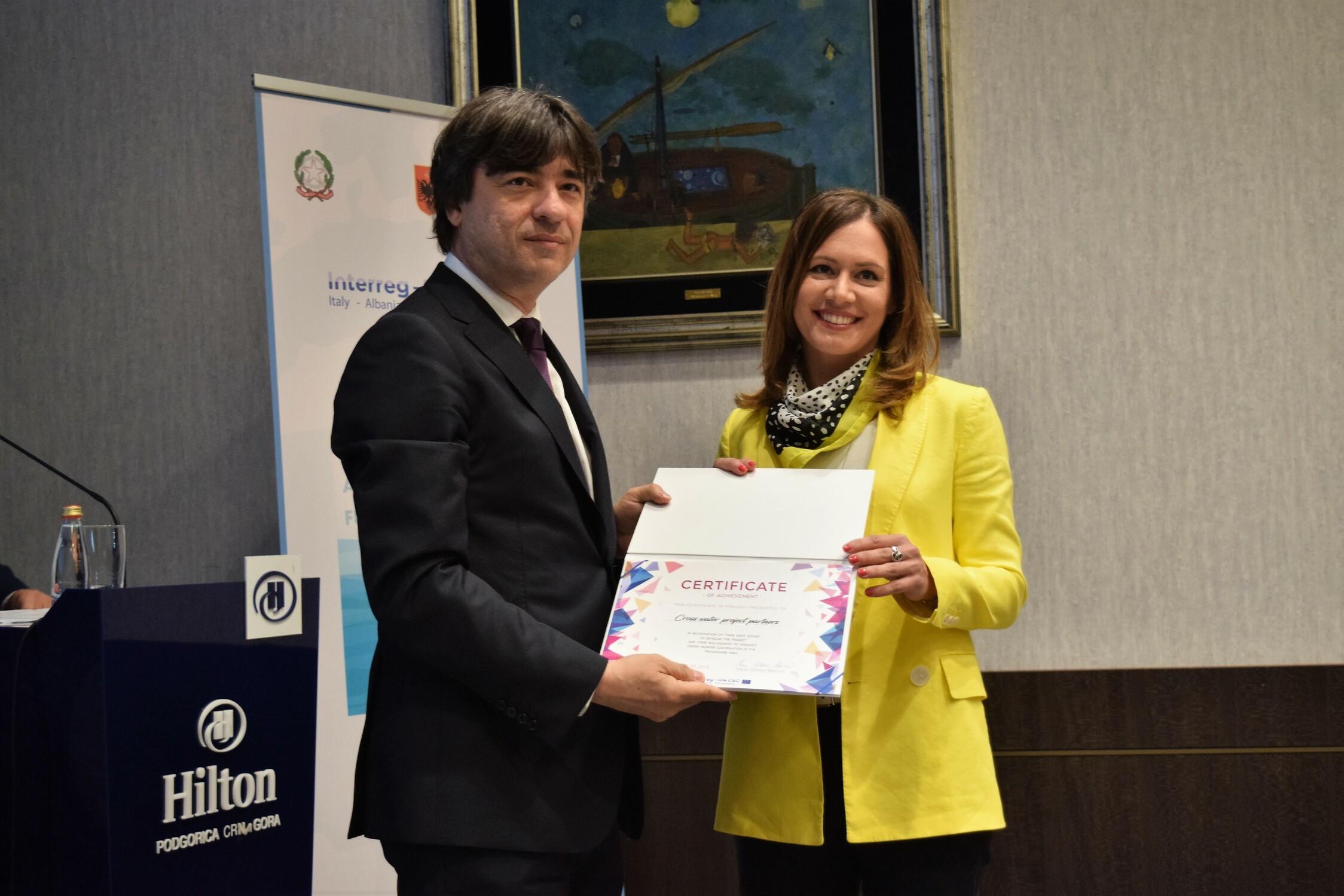 Ceremonija dodjele grantova 3
