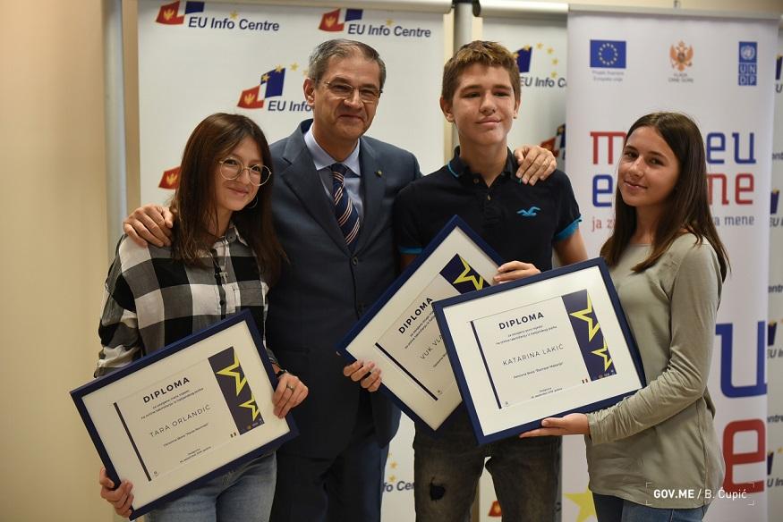 evropski dan jezika dodjela diploma uenicima 48798030531 o