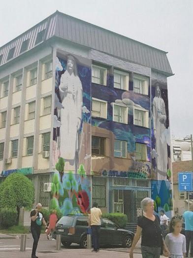 Mural Bijelo Polje